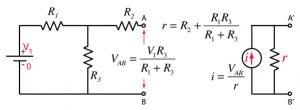 Teorema de Norton circuito