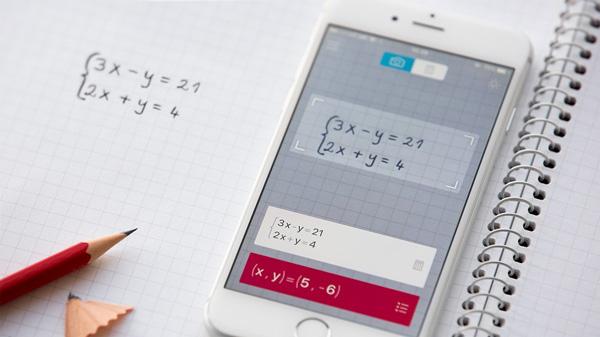 Apps sobe matemáticas