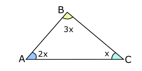 teorema de los triángulos
