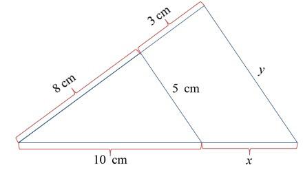 Teorema de triángulos